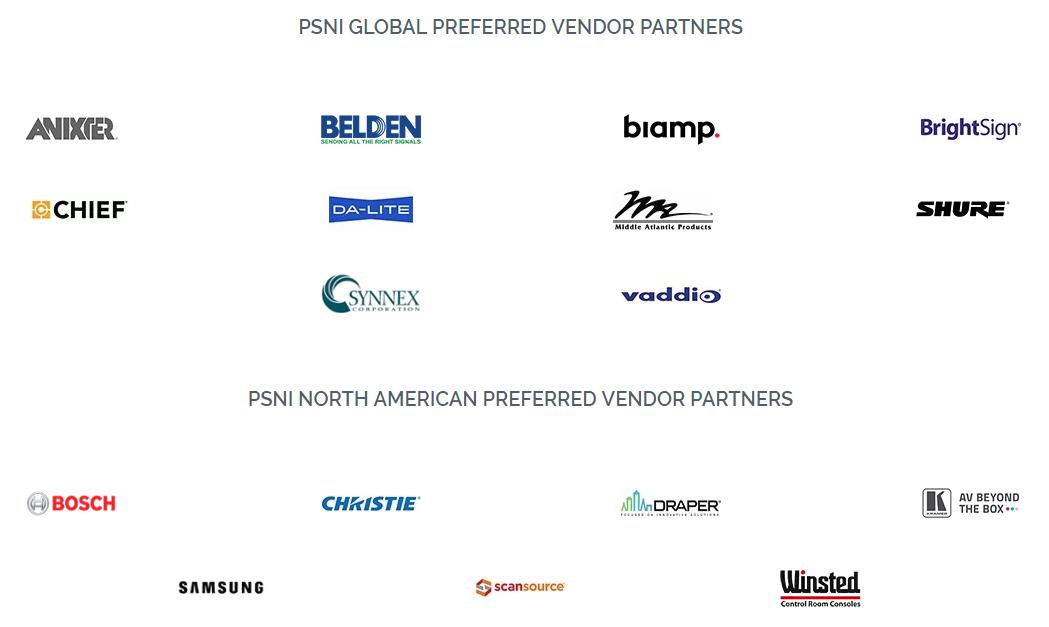 PSNI 2019 Supersummit Sponsors